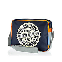 Navy American Freshman flight bag