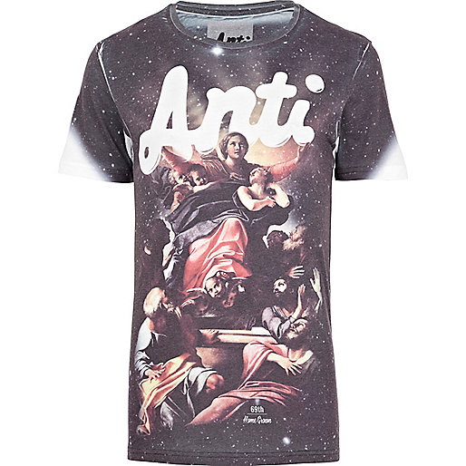 Black Anticulture Mary t-shirt