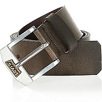 Brown Levis belt