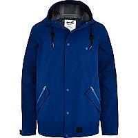 Blue Boxfresh casual jacket