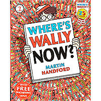 Where's Wally Now book