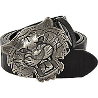 Black tiger belt