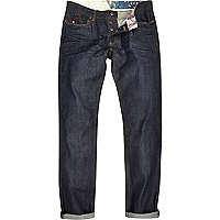 Dark wash Holloway Road slim jeans