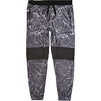Black Beck & Hersey acid wash joggers