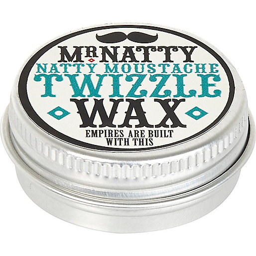 Mr Natty moustache twizzle wax