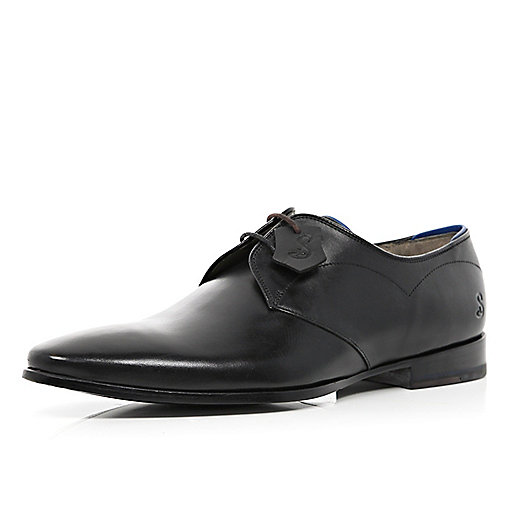 Black Oliver Sweeney formal shoes