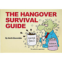 The Hangover Survival Guide book