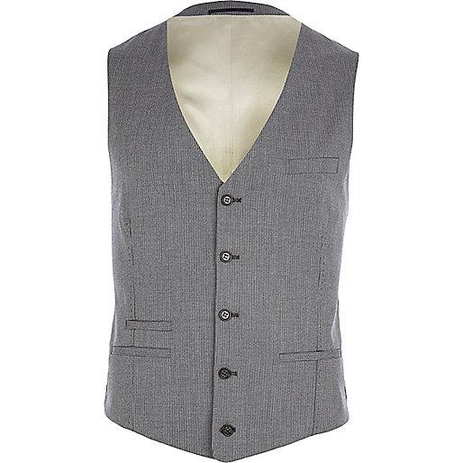 Blue smart vest