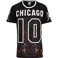 Black Beck & Hersey Chicago 10 t-shirt