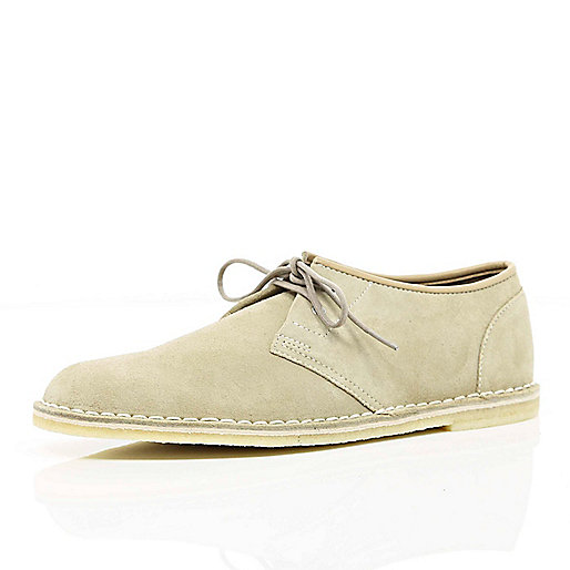 Sand Clarks Originals suede Jink shoes
