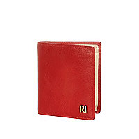 Red RI logo wallet