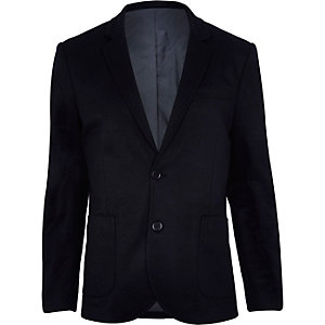 Navy formal ponti blazer