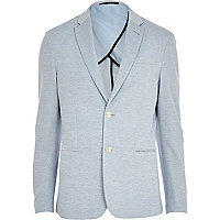 Light blue Jack & Jones Premium blazer