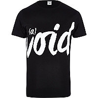 Black Jack & Jones void t-shirt