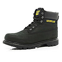 Black Cat worker boots