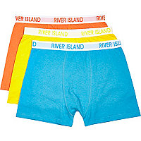 Orange River Island boxers pack