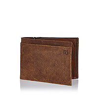 Brown RI wallet