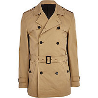 Light brown smart short mac