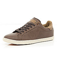 Brown Jack & Jones trainers