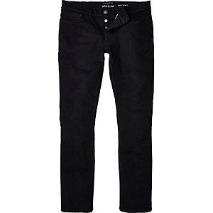 Black wash Danny skinny jeans
