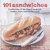 101 sandwiches book