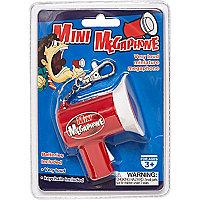 Novelty mini megaphone
