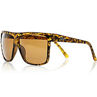 Brown tortoise shell Quay sunglasses