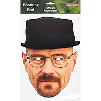 Heisenburg Breaking Bad mask