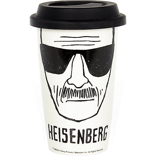 Heisenberg ceramic coffee cup