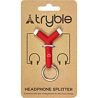 Tryble headphone splitter