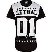 Black Beck & Hersey lethal 01 t-shirt