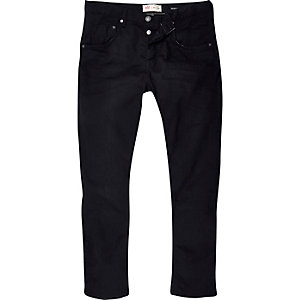 Jean skinny fuselé Chester noir