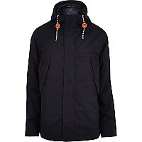 Navy RVLT mountainer jacket