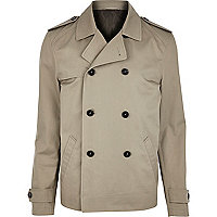 Stone crop mac jacket