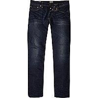 Dark wash Jack & Jones Vintage jeans