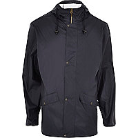 Blue Jack & Jones Vintage rain jacket