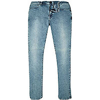 Light acid wash Danny superskinny jeans