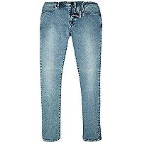 Light acid wash Danny superskinny jeans