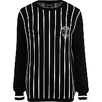 Black stripe baller 98 jumper