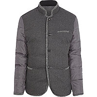 Grey Design Forum reversible wool jacket
