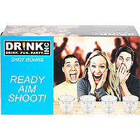 Shot bomb glasses