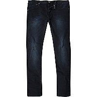Blue black Danny superskinny jeans