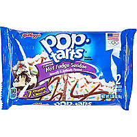 Hot fudge sundae Pop Tarts