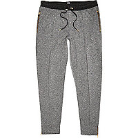 Grey marl Design Forum joggers