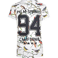 White Palm Springs 94 California t-shirt