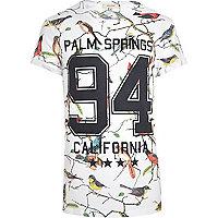 White Palm Springs 94 California t-shirt