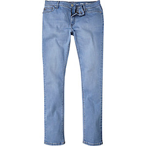 Light blue Danny superskinny jeans