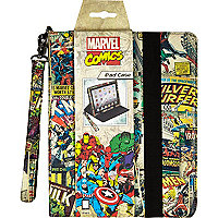 Marvel comics iPad case