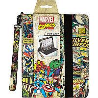 Marvel comics iPad case
