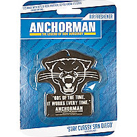 Anchorman car air freshener